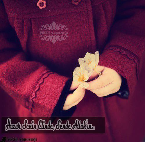 Huzur Senin Elinde, Sende Allah'ın